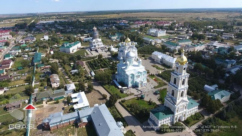 Серафимо - Дивеевский монастырьSt. Seraphim - Diveyevo Monastery