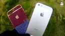Nehirde iphone ve galaxy s8 buldum ı found iphone samsung s8 plus river treasure