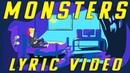 MattyB - Monsters (Lyric Video) • США   2019