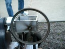 Charcoal Fired Stirling Engine