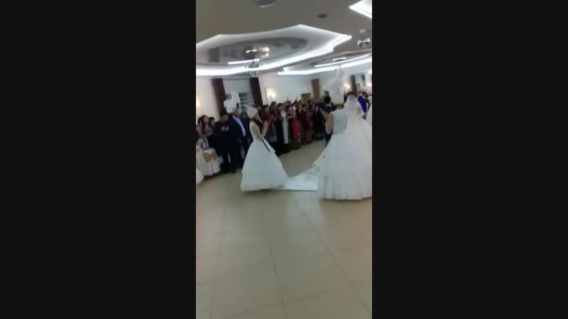 Свадьба Дины И Жаслана.