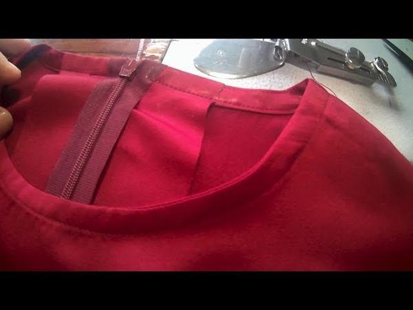Kelim kerung Leher Baju