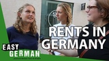 How much does it cost to rent a place in Germany Easy German 257