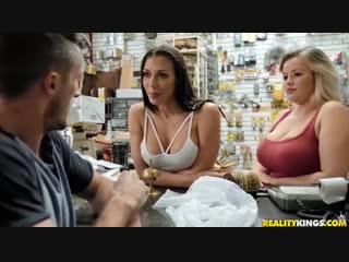 Rachel Starr ПОРНО ВК, new Porn vk, HD 1080, MILF, Face Fuck, Facial, Office, Straight, Tattoos
