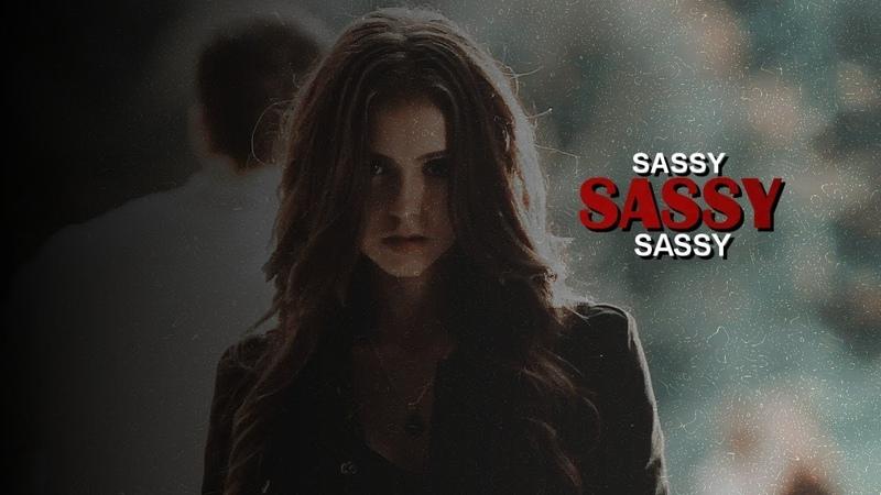 Katherine Pierce | SASSY