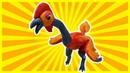 Oviraptor Dinosaur Playdoh Making Video