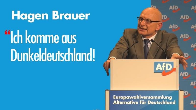 Hagen Brauer | EU-Wahl 19 – Listenplatz 15