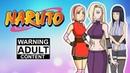 Naruto Kunoichi Trainer 10 Медосмотр Наруто!