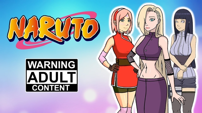 Naruto Kunoichi Trainer 10 Медосмотр Наруто