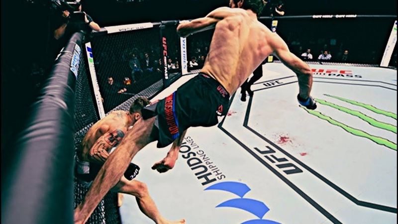 Best MMA Knockouts and Creative Techniques (HL)