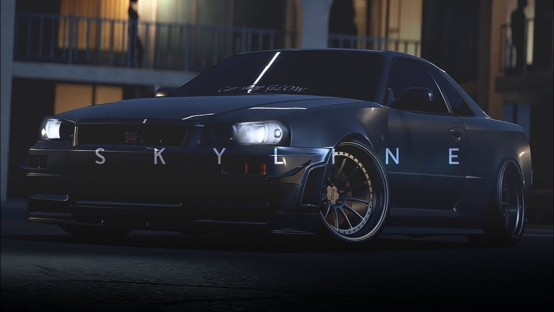 SKYLINE: A NEED FOR SPEED PAYBACK CINEMATIC