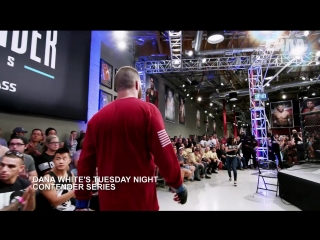 The Ultimate Fighter (TUF) 28.Ep. 5 Life is a Fight.27.09.2018- Gelo B
