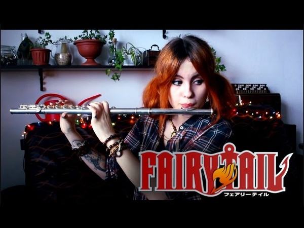 Fairy Tail Main Theme Gingertail Cover