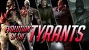Tyrant Resident Evil 2 Remake Mr X Analysis