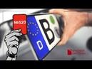 Какие опасности ждут владельцев авто с иностранными номерами, – об этом в Красной карточке № 520
