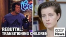 VICE REBUTTAL Transitioning Children is CHILD ABUSE Louder with Crowder