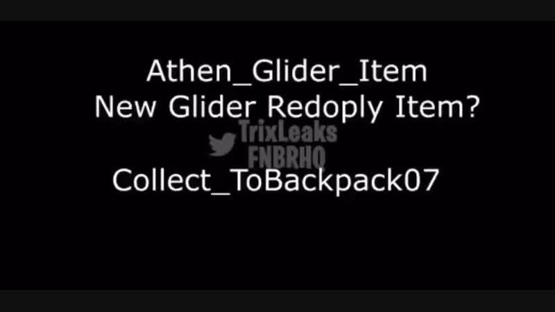 Glider Redeploy Item File Sounds Fortnite