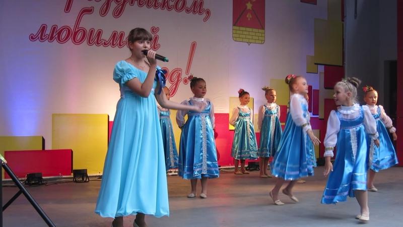 Россия моя выступление на День Богородского края в нашем городе!