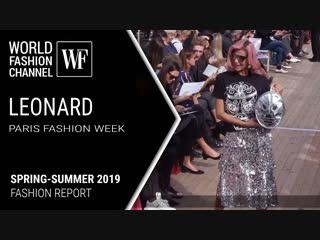 Leonard   Paris Fashion Report 2019