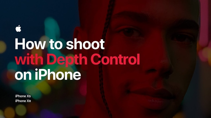 How to shoot with Depth Control on iPhone Apple