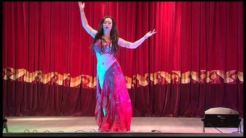 Ekaterina Solpanova Joseph Attieh Mawhoum gala show Altair
