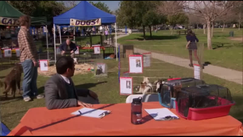 Parks and recreation |4х19| Эйприл