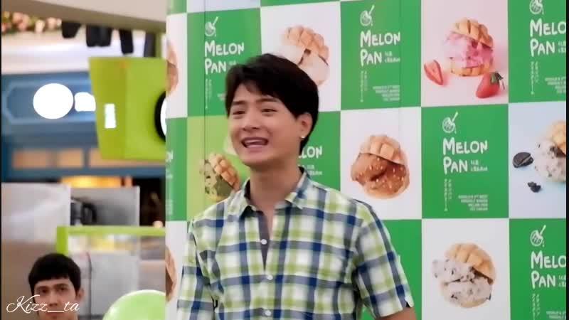 KRIST - รวมพลหลังงาน Melon Pan Ice Cream ฟินจังปังเว่อร์ [120818]