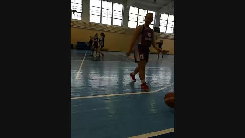 баскетбол Коломна-Серпухов