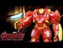 Marvel Avengers Age of Ultron Titan Hero Tech Interactive Hulk Buster from Hasbro