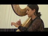 P.J. Mayer - Sonate in g-moll ( Fedorova Anastasia - harp / исп. Федорова Анастасия - арфа)