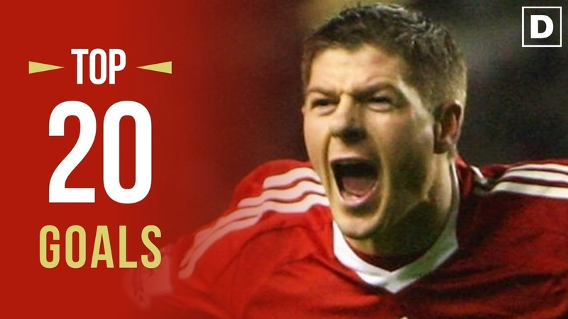 STEVEN GERRARD ★ Top 20 Goals Ever • HD