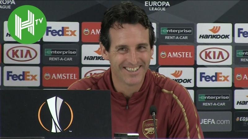Unai Emery: I fully respect Ivan Gazidis' decision to leave Arsenal - Arsenal v Vorskla