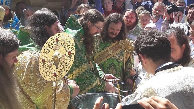 Атеистический дайджест 189 Купание мощей и возвращение старообрядцев