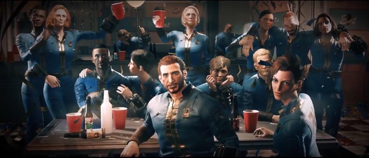 Bethesda сообщает, что во время бета-тестирования Fallout 76, прогресс будет сохраняться: