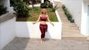 DANZA ÁRABE Clase 33 La Escalera Formas de Usar