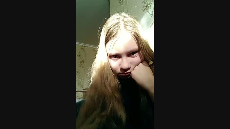 Настя Токарева - Live