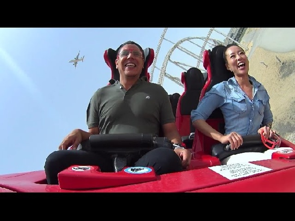 Fastest Roller Coaster Formula Rossa