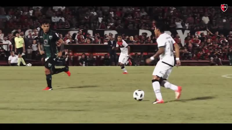 Newells 2-0 San Martín Superliga Argentina 201718