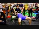 Андрей Киян 55 кг- 300 раз