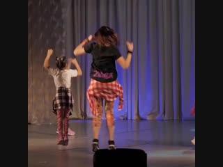 ZUMBA KIDS в школе танца Феерия