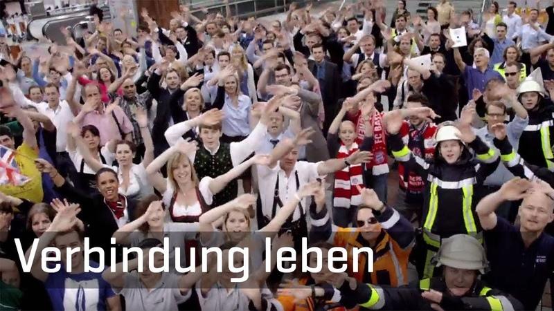 Verbindung leben - Der Markenfilm des Flughafen München