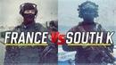 SOUTH KOREA [̲̅v̲̅ร̲̅] FRANCE   BE A FIGHTER, AND YOU WILL HAVE A FUTURE