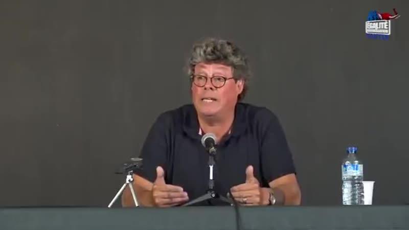 Francis Cousin : Les crises du Capital sont le moteur d'évênements historiques majeurs !