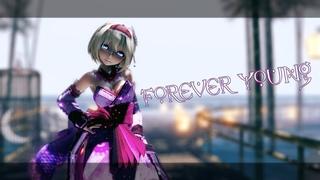 【東方MMD】BLACKPINK - Forever Young