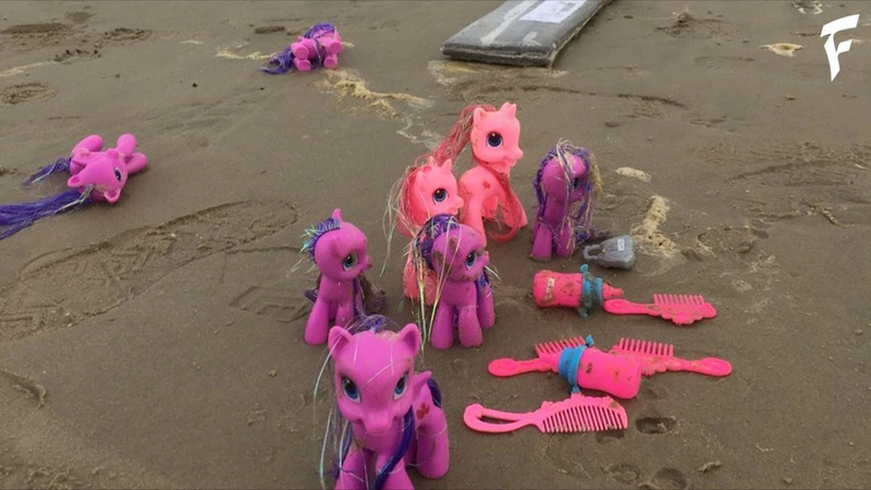Катастрофа у берегов Голландии и Германии   Disaster off the coast of Holland and Germany
