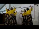 Baile SEVILLANAS Feria ALHAURIN de la TORRE 2018, испанский танец Севильяна, 2406