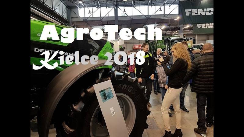 AgroTech Kielce 2018 WeronikaMarlena GR Załoga