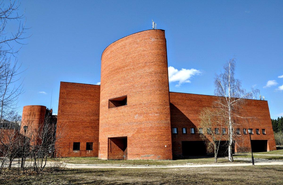 Палеонтологический музей им. Ю. А. Орлова. Подождите загрузки картинки!