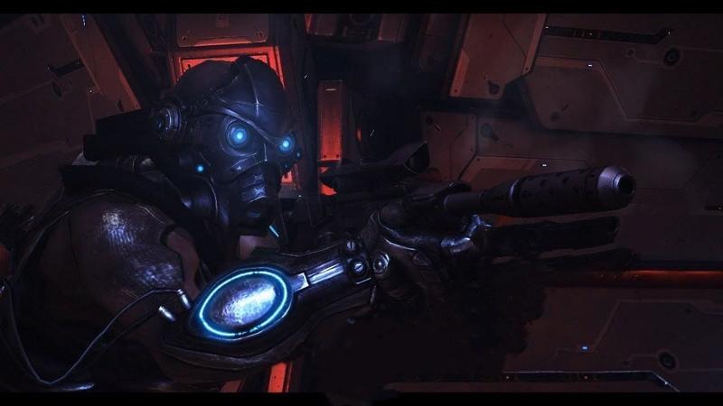Lore of Starcraft 4. Фантомы. Проект Лезвие Тьмы.