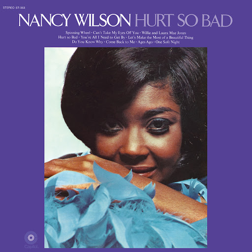 Nancy Wilson альбом Hurt So Bad
